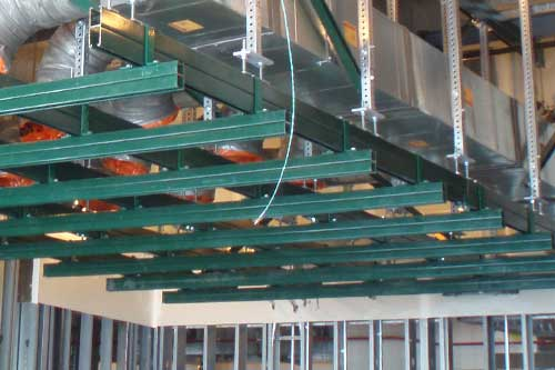 Genuine Unistrut Ceiling Grid Systems for Overhead Suspension & Overhead Support